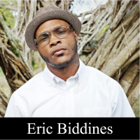 Eric Biddines past client